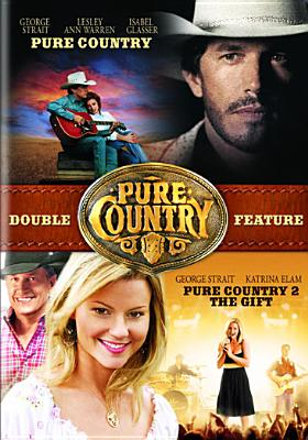 PURE COUNTRY/PURE COUNTRY 2:GIFT BY STRAIT,GEORGE (DVD)